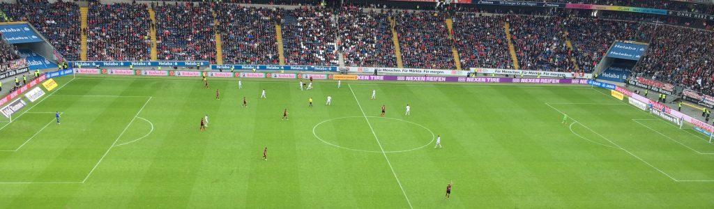 Deutsche Bundesliga Spiel