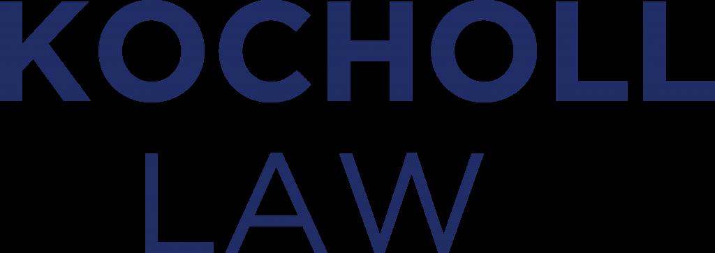 Logo KOCHOLL LAW