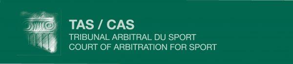 Logo Internationales Sportschiedsgericht